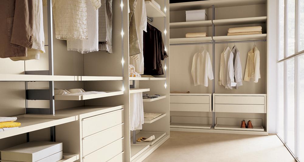 Soluciones para mantener el armario ordenado - Distribucion de armarios ...