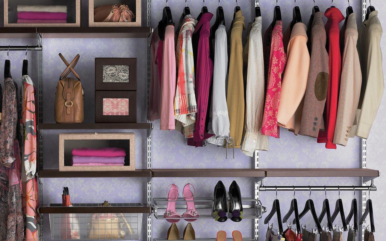 Soluciones para mantener el armario ordenado for Armario para zapatos