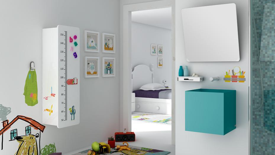 Baño Ninos Decoracion:Un cuarto de baño para los más pequeños