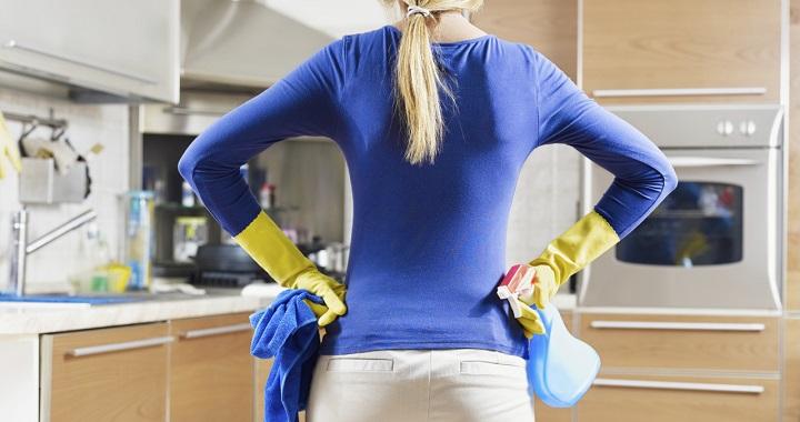 Como Limpiar Las Baldosas De La Cocina | Como Limpiar Los Azulejos De La Cocina
