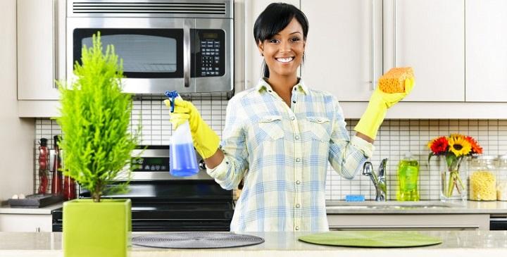 C mo limpiar los azulejos de la cocina - Como limpiar azulejos ...