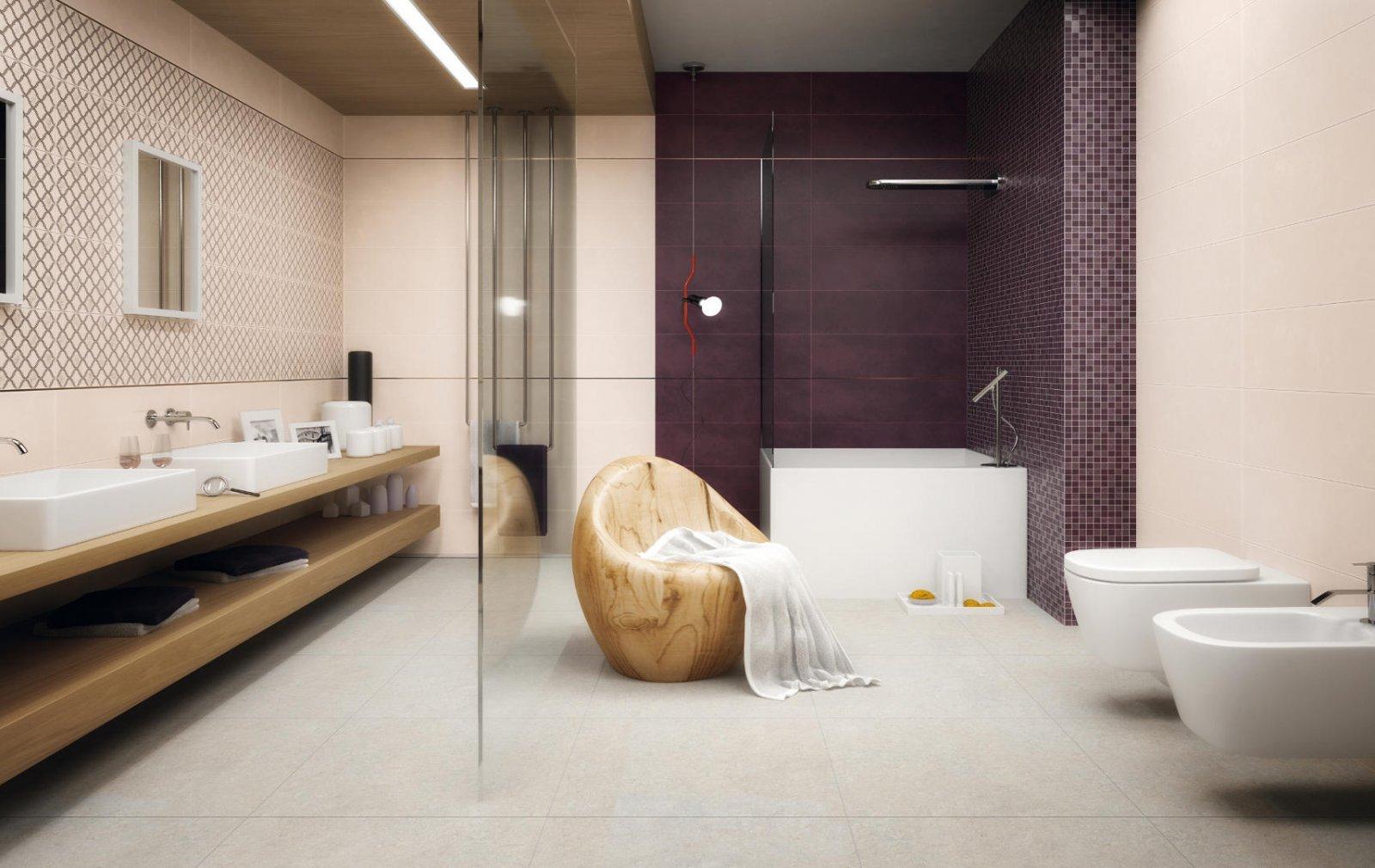 Cuartos de bano madera for Banos para cuartos