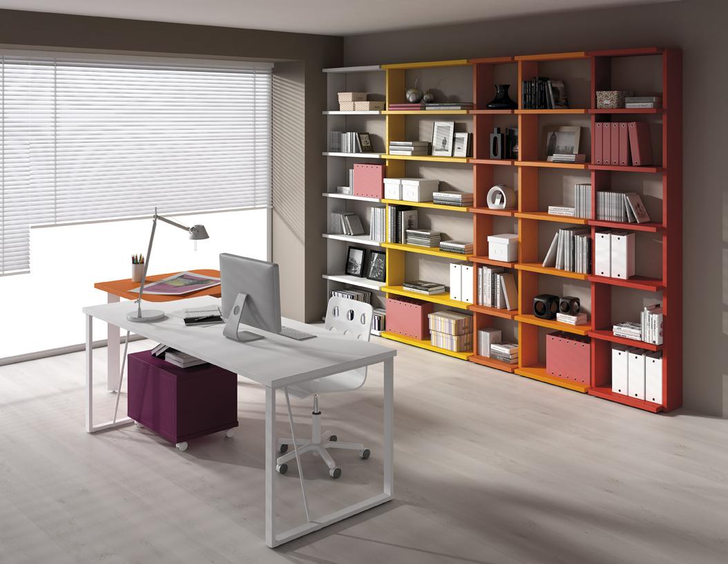 Fotos de despachos modernos decorados for Muebles arasanz
