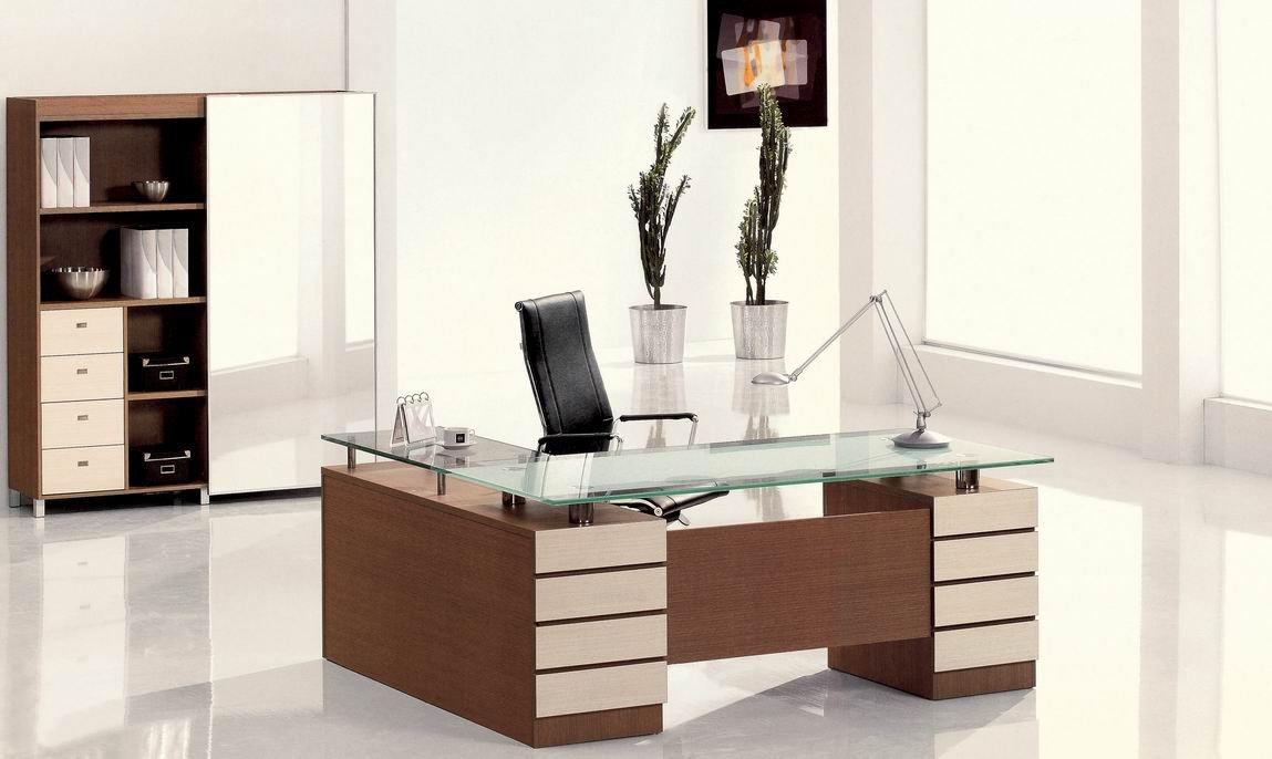 Decoraci n e ideas para mi hogar lindas oficinas modernas for Disenos para oficinas modernas