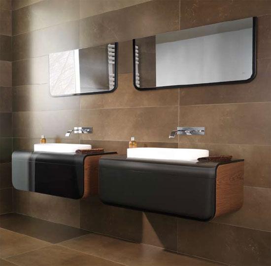 Muebles De Baño Dobles: encuentras la inspiración para decorar tu propio cuarto de baño