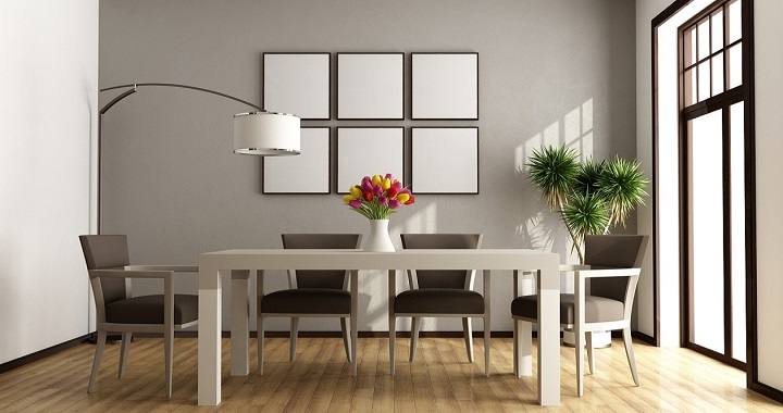 Ideas para decorar el comedor - Ideas decorar salon comedor ...