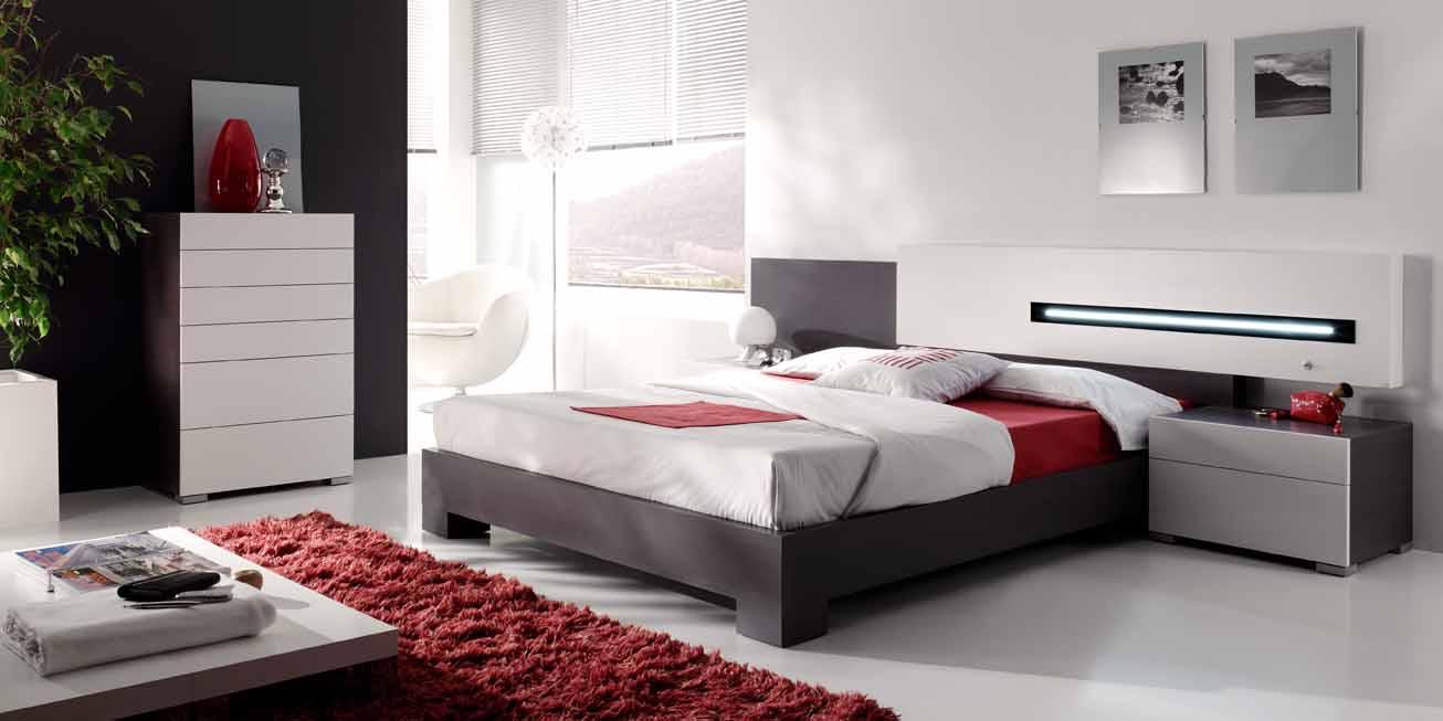 Dormitorios a toda luz - Iluminacion habitacion matrimonio ...
