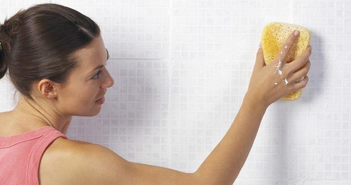 Azulejos Baño Limpiar:Cómo limpiar los azulejos del baño