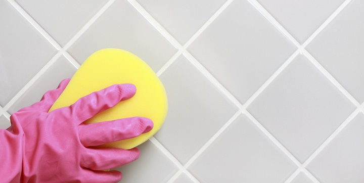 Quitar Azulejos Baño:Cómo limpiar los azulejos del baño