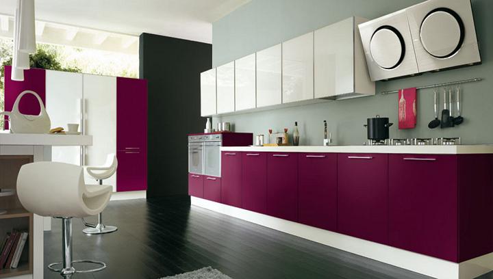 Redecorar la cocina sin necesidad de hacer obras for Cocina sin azulejos