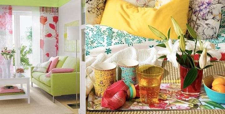 Trucos para decorar en primavera - Trucos para decorar ...