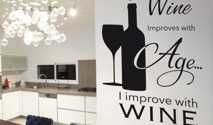 Vinilos para decorar la cocina - Vinilos para azulejos de cocina ...