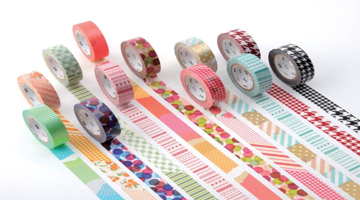 Decorar las puertas con washi tape - Decorar con washi tape ...