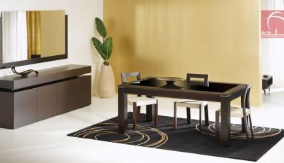 Muebles modernos para el comedor for Muebles de hogar modernos