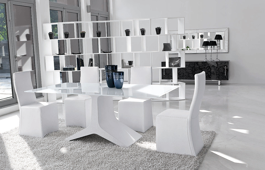 Muebles modernos para el comedor - Muebles de lujo modernos ...