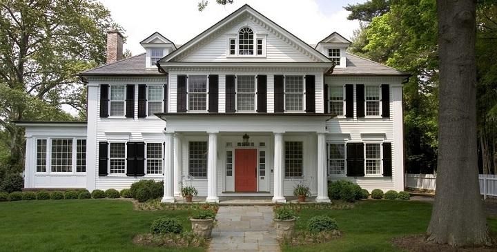 Casas americanas for Planos de casas americanas