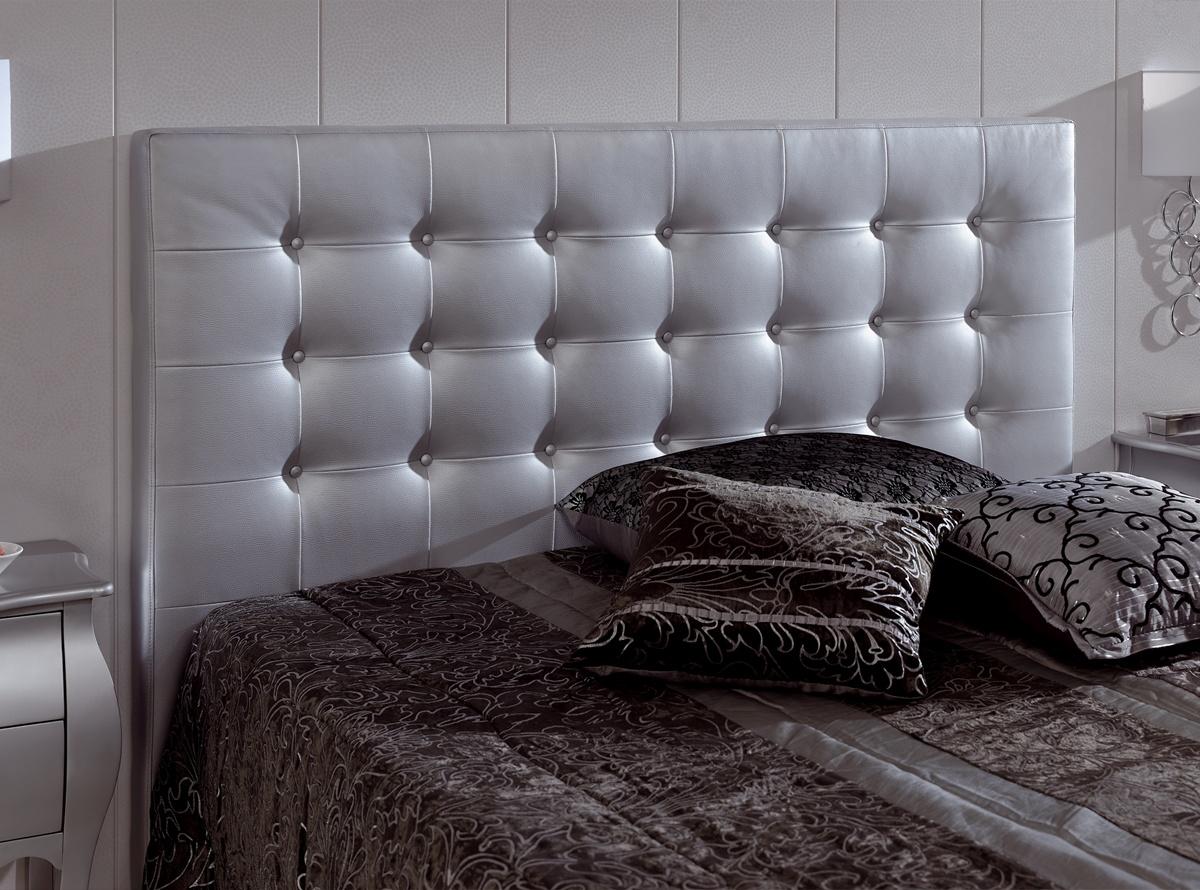 Mlf4 - Cabecero de cama acolchado ...