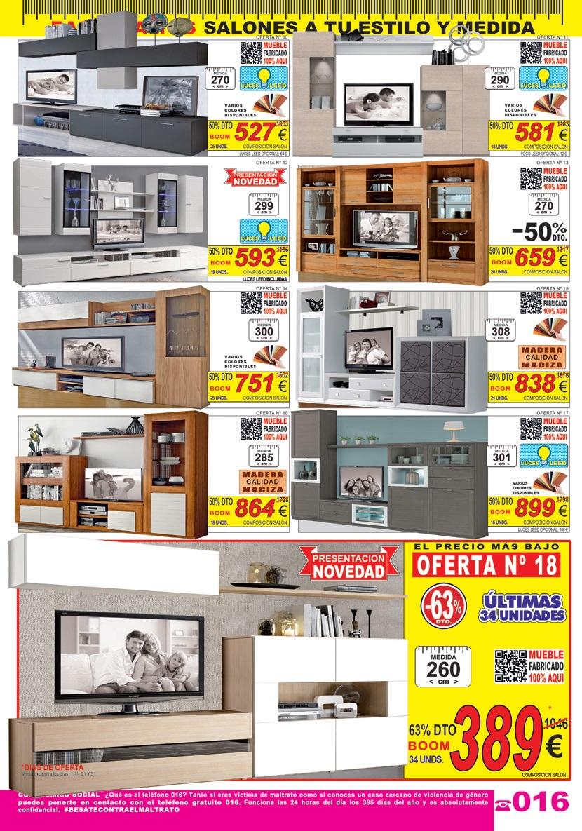 Muebles boom3 for Muebles boom catalogo