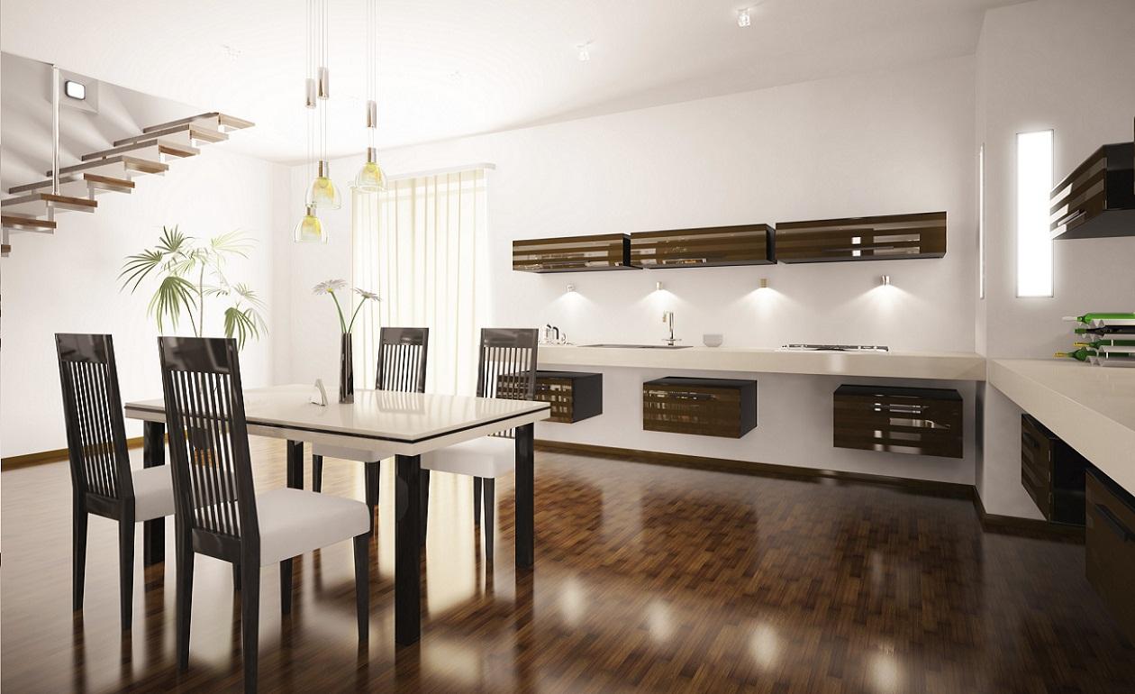 Muebles modernos para el comedor for Muebles para comedor