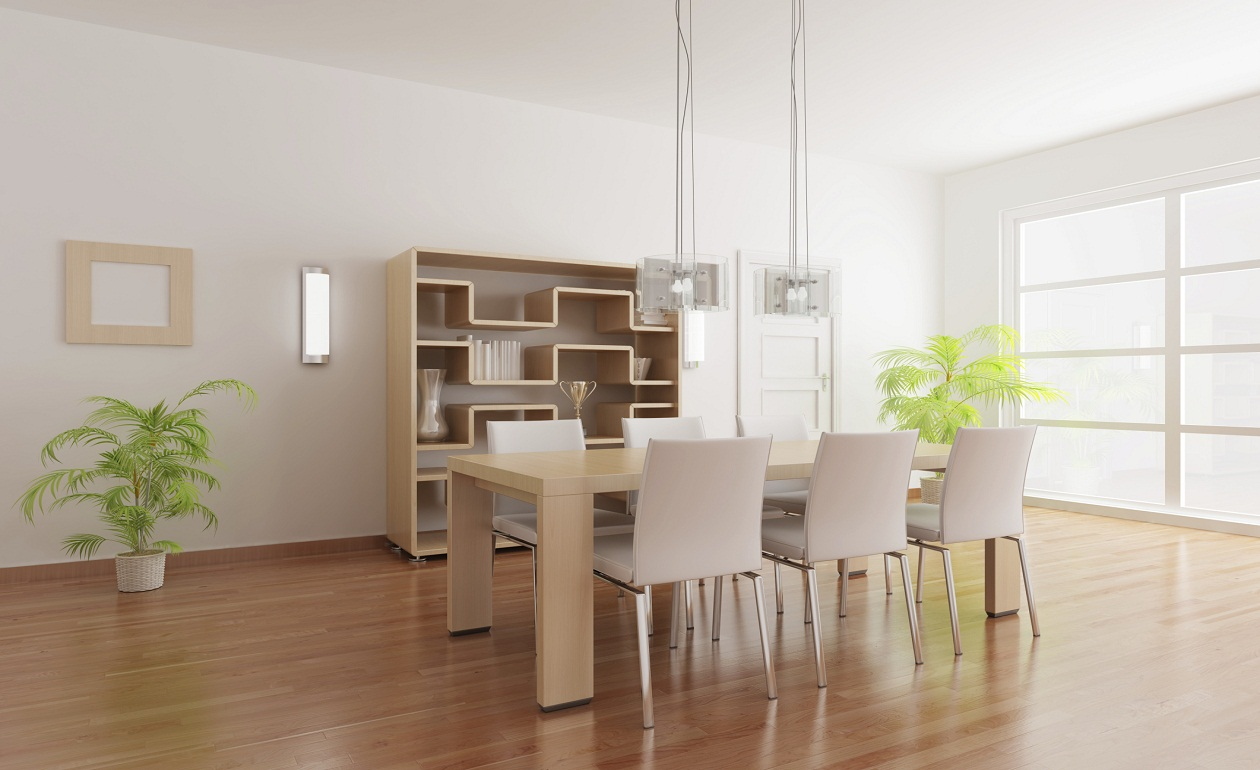 Muebles modernos para el comedor for Decoracion para muebles de comedor