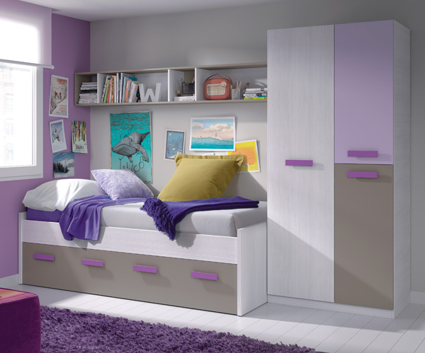 Cat logo de muebles tuco 2014 - Habitaciones juveniles muebles tuco ...