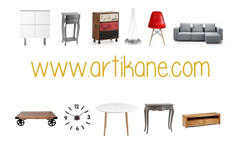 Una tienda de decoraci n y muebles online for Muebles y decoracion online