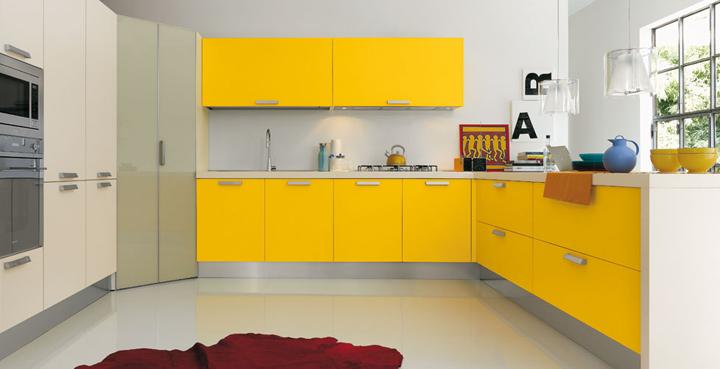 Colores de moda para la cocina for Colores cocinas modernas