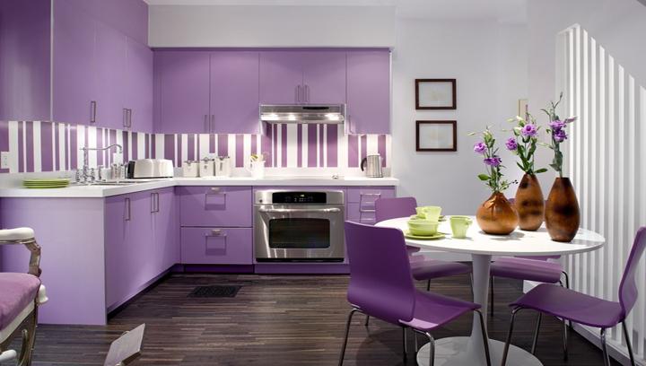 colores de moda para la cocina