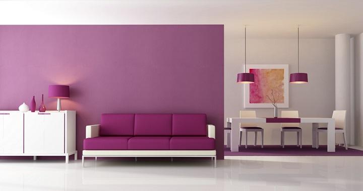 Colores invernales perfectos para tus paredes for Colores para pintar una casa por dentro