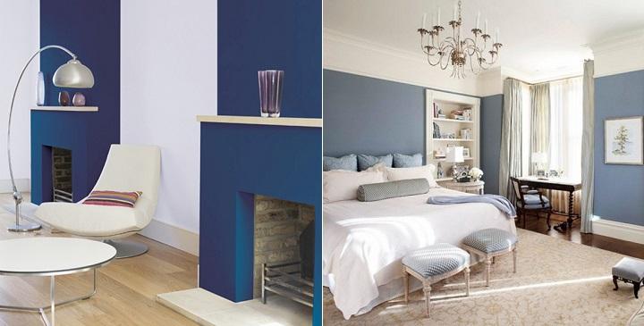 Colores invernales perfectos para tus paredes - Gama de colores grises para paredes ...