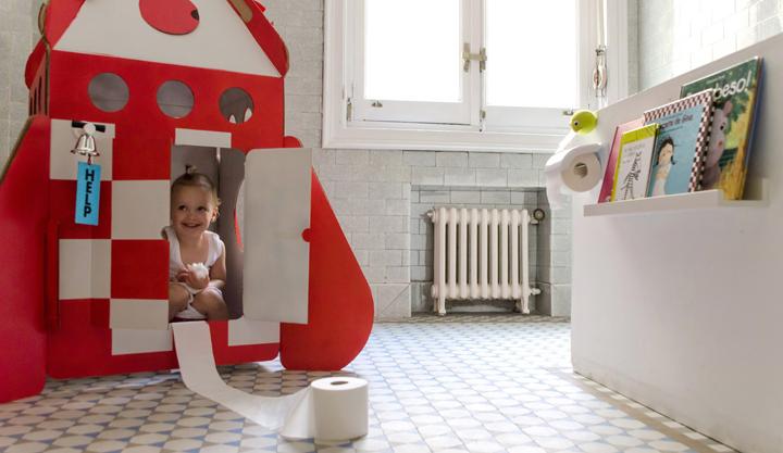 Diseno De Baños Para Ninas: viviendas que dispongan de más de un cuarto de baño tener más de un