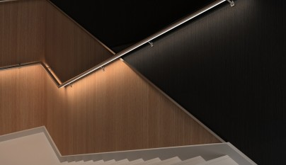 Decorablog revista de decoraci n - Escaleras con led ...