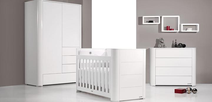 Muebles para el cuarto del bebé