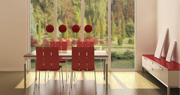 Muebles modernos para el comedor - Muebles de escayola modernos ...