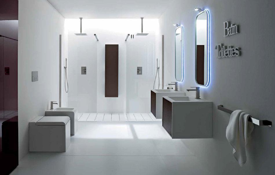Fotos de ba os modernos - Fotos de banos modernos con ducha ...