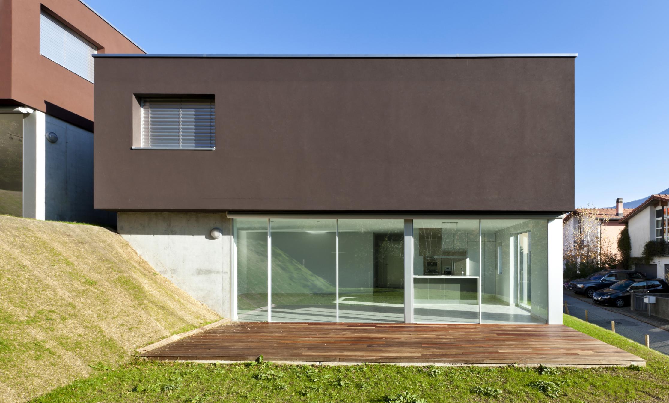 Casas minimalistas17 - Decoracion de exteriores de casas ...