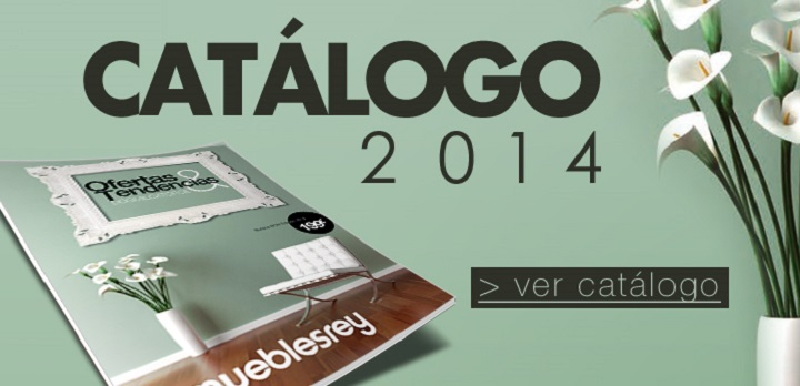 Cat logo muebles rey 2014 for Catalogo muebles rey