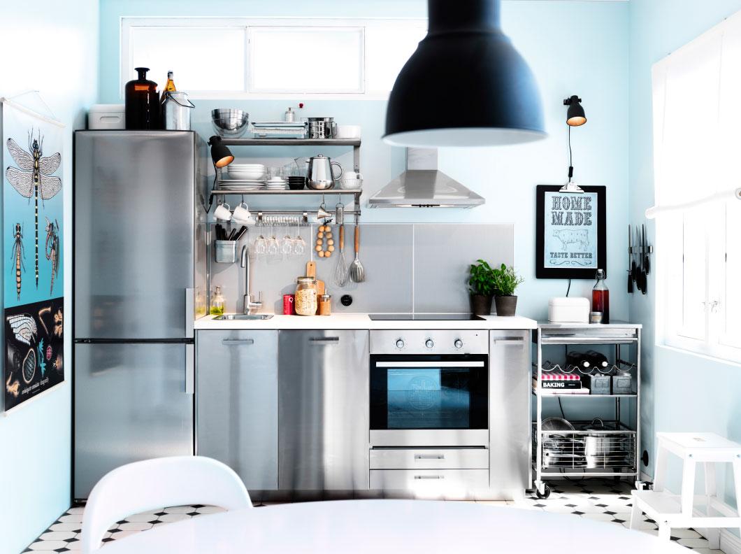 Cocina Compacta Ikea. Encimera De Cocina With Cocina Compacta Ikea ...