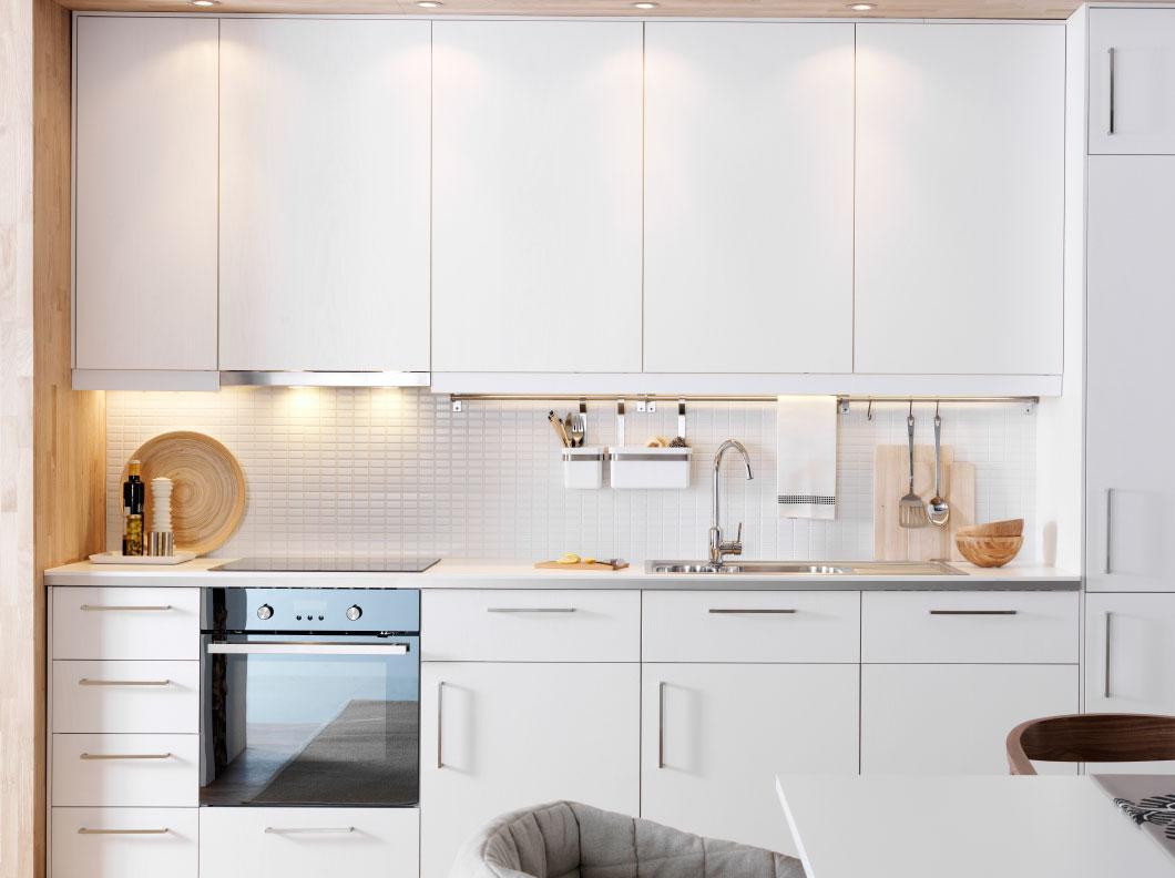 iluminacion cocina ikea ideas para amueblar la cocina