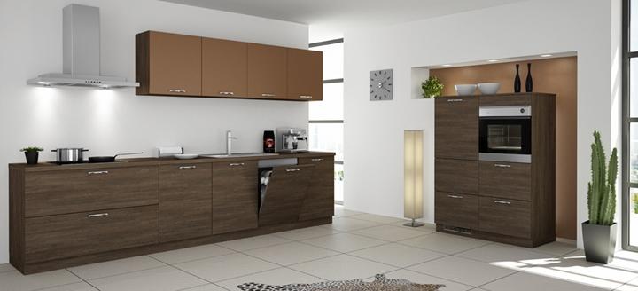 Cocinas de madera modernas - Cocinas modernas madera ...