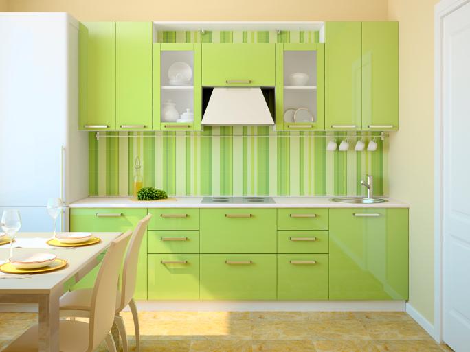 colores cocinas pequeas