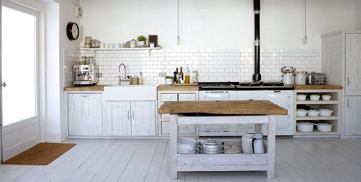 Cómo decorar la cocina con poco dinero