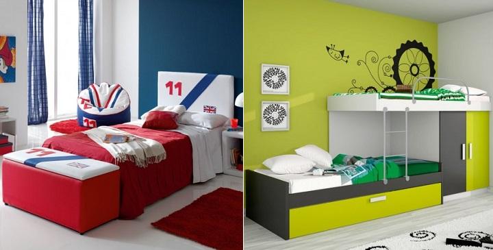 Dormitorios juveniles de merkamueble - Merkamueble sillas ...