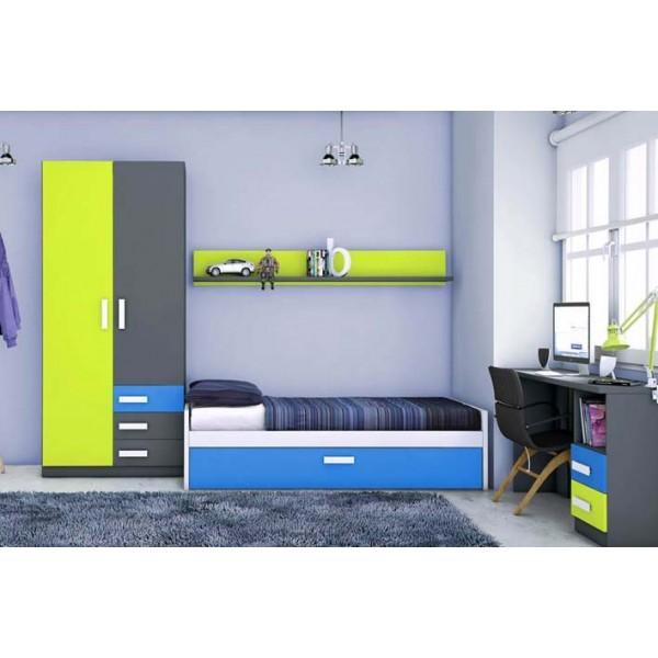 Dormitorios juveniles merkamueble11 - Merkamueble dormitorios juveniles ...