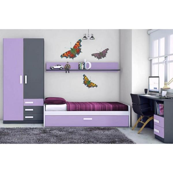 Dormitorios juveniles merkamueble13 - Dormitorios juveniles 2014 ...