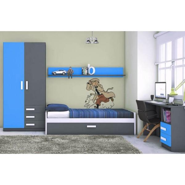 Dormitorios juveniles merkamueble14 for Dormitorios juveniles rapimueble