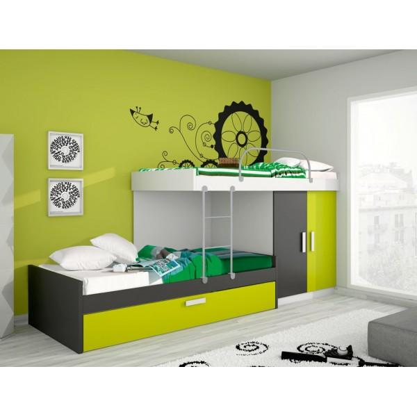 Dormitorios juveniles merkamueble18 - Merkamueble dormitorios ...
