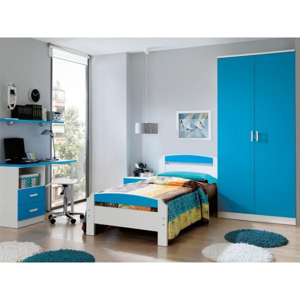 Dormitorios juveniles merkamueble19 for Muebles juveniles merkamueble