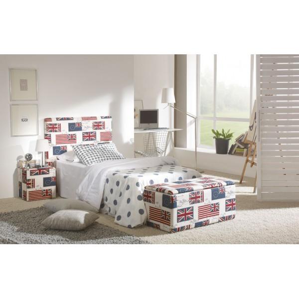 Dormitorios juveniles de merkamueble for Ver habitaciones juveniles