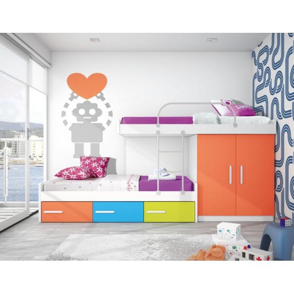 Dormitorios juveniles merkamueble20 - Merkamueble dormitorios ...